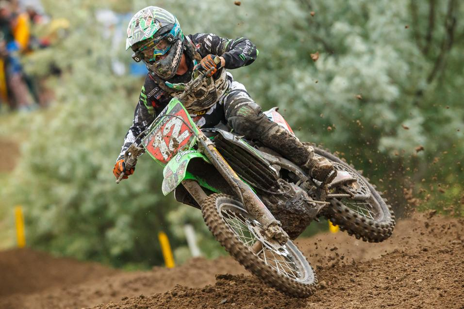 <strong>Between the Motos:</strong><br /> Blake Baggett