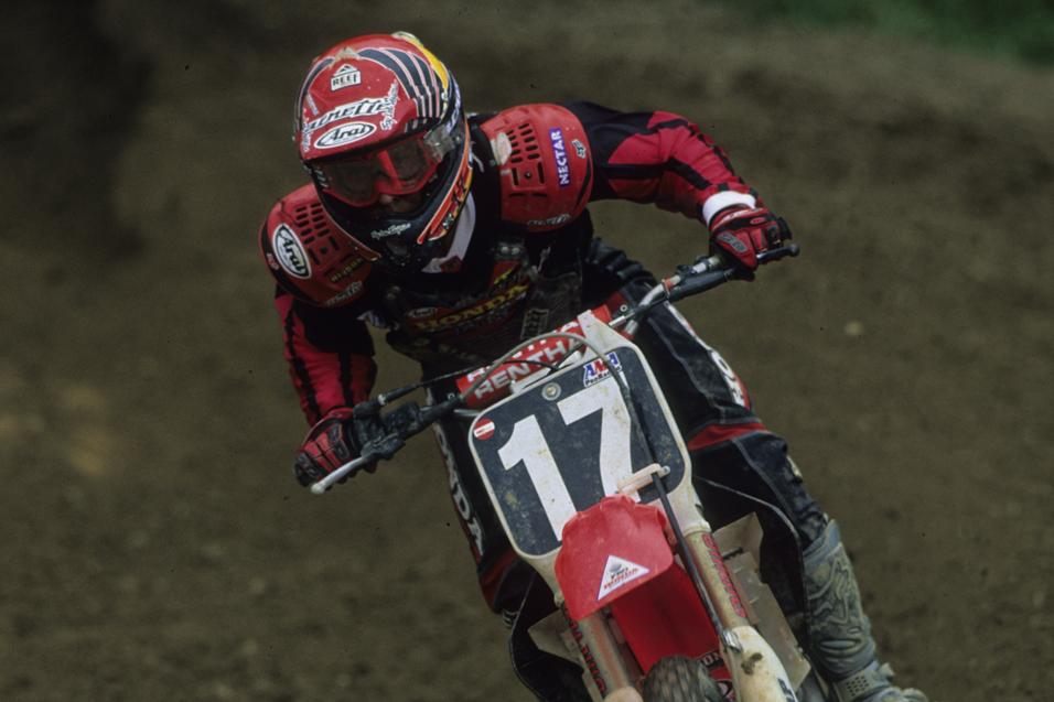 BTOSports Racer X  Podcast: Steve Lamson