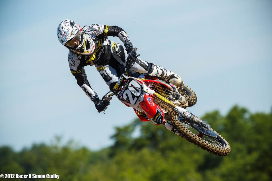 High Point 250 Moto 1 Report