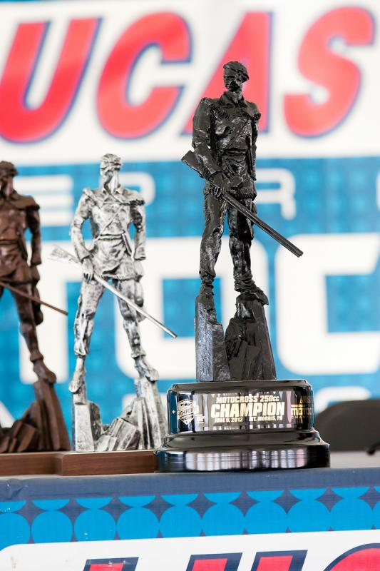 High Point trophies