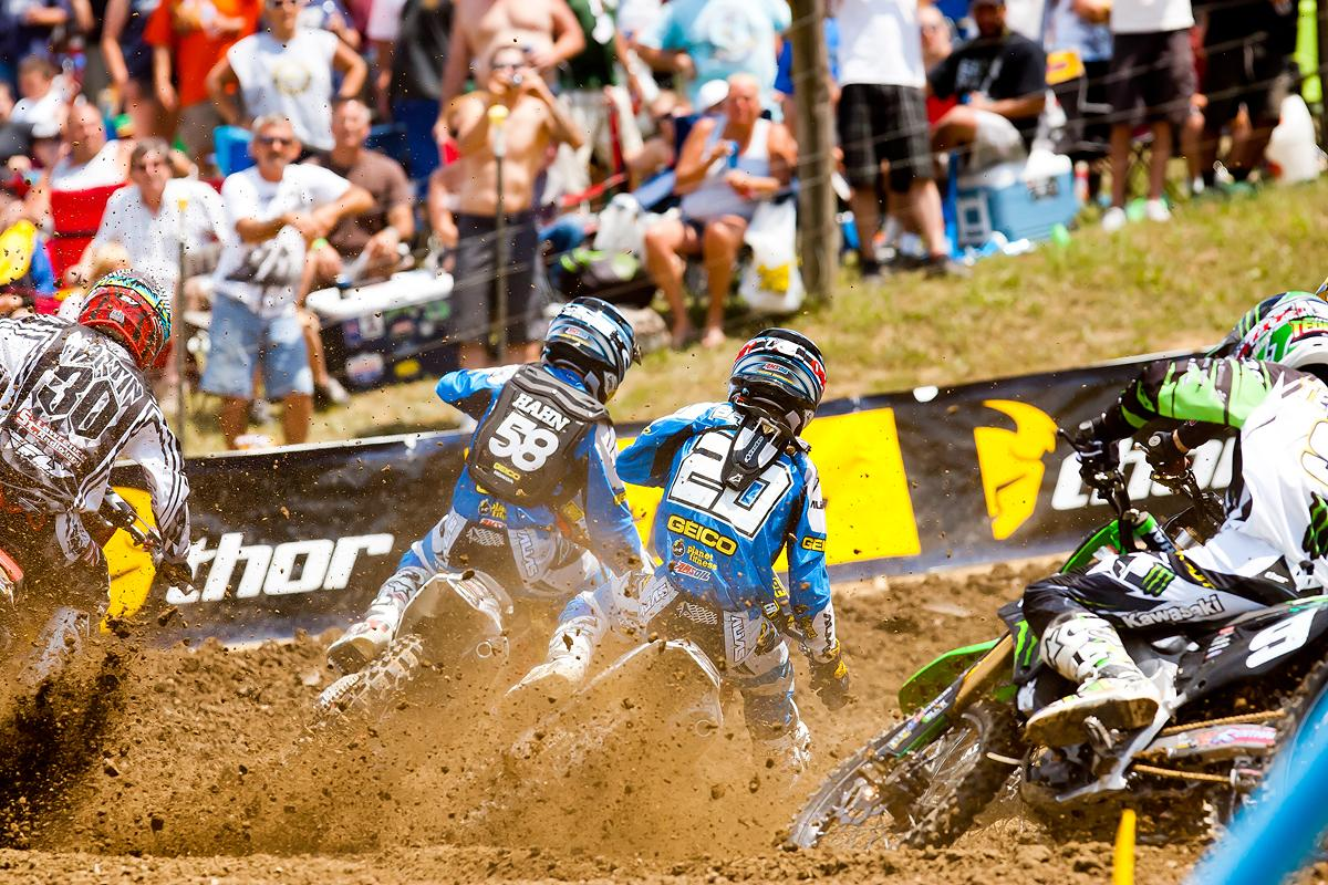 Wil Hahn and Justin Barcia