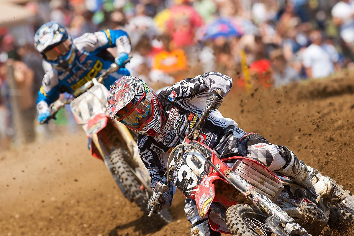 Tomac and Martin
