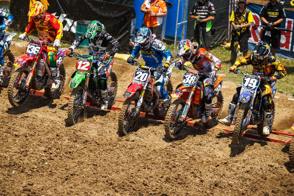 BTOSports Racer X  Podcast: High Point