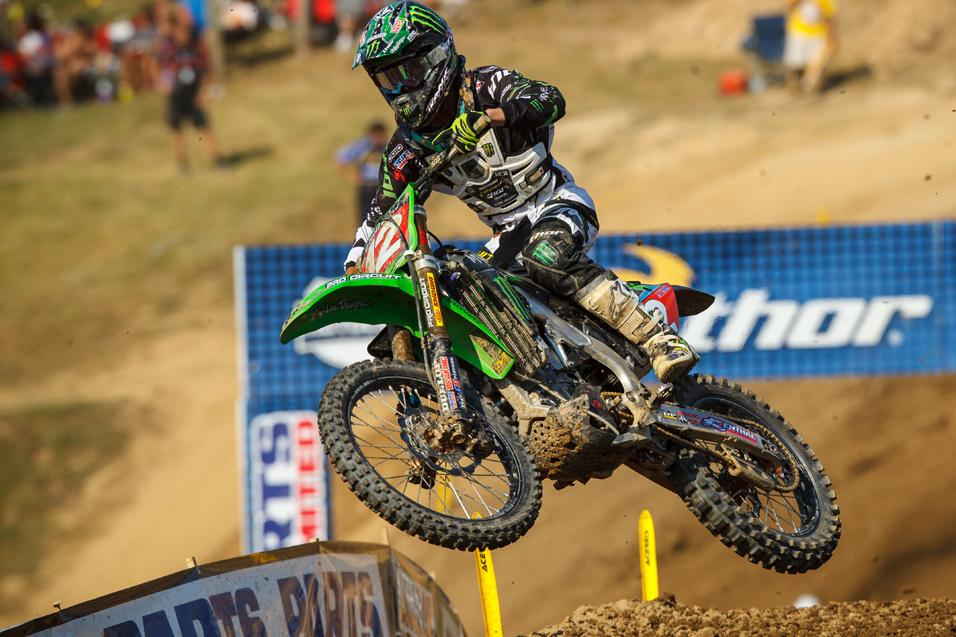 Going for the W:  Blake Baggett