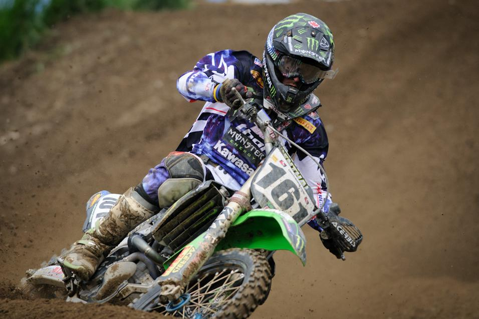5 Minutes with... Tyler Villopoto