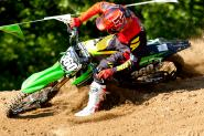The 2013 Kawasaki KX250F