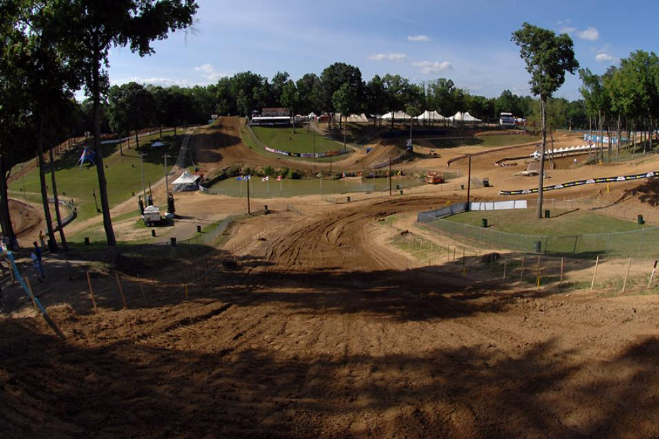 Budds Creek 250  Moto 1 Report