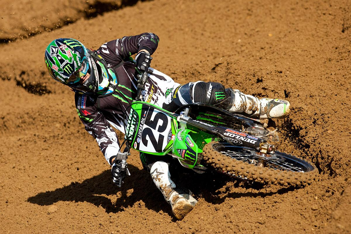 Broc TIckle is looking to follow up on his strong performance last week at High Point.