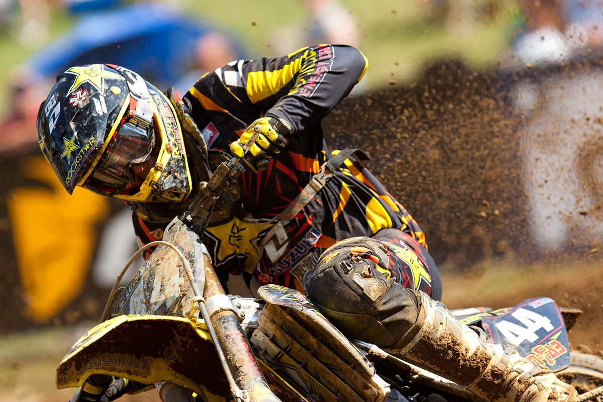Jason Anderson is looking for his break through performance.