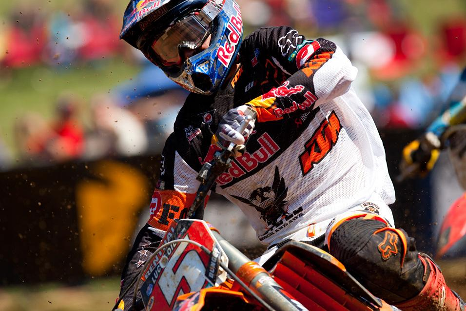 Budds Creek 450  Moto 1 Report