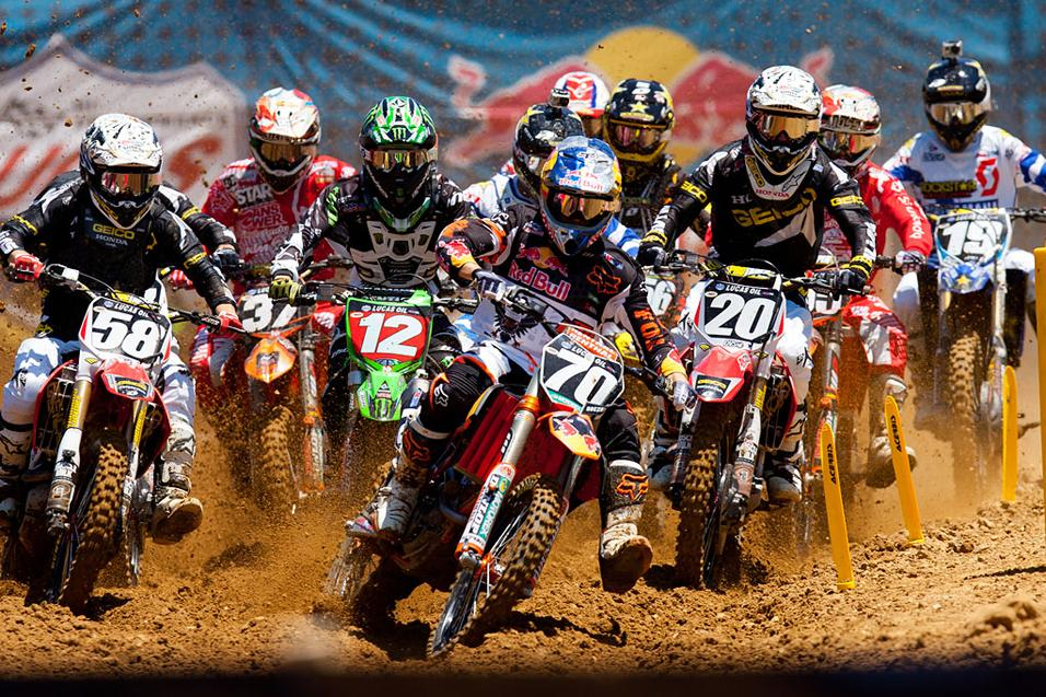 Racer X Race<br /> Report: Budds Creek