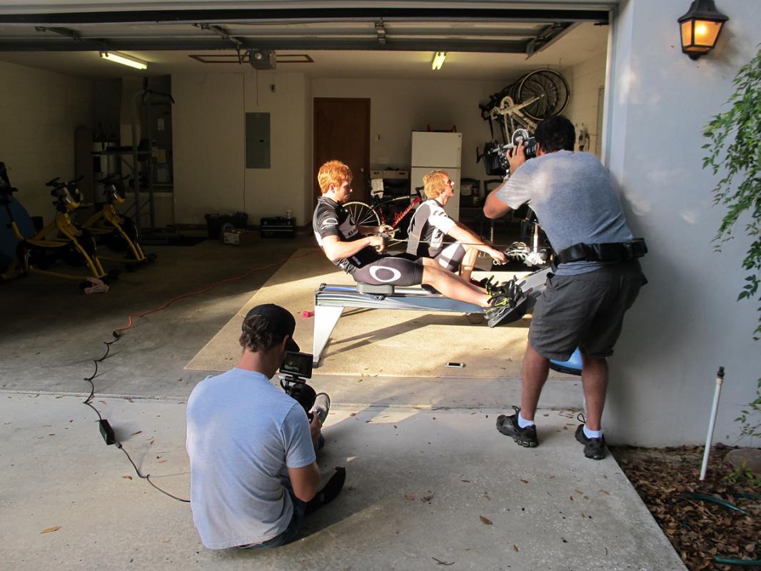 RVs garage in Florida