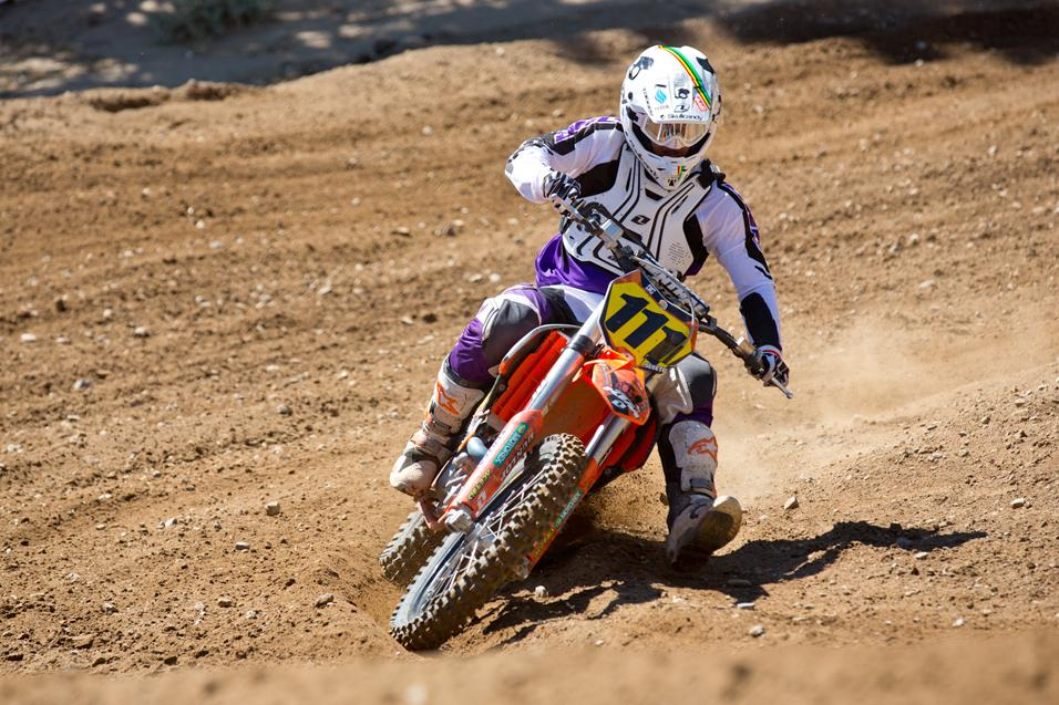 Daily Report: Mammoth Motocross, Sunday