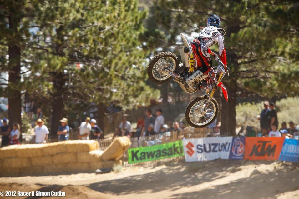 Daily Report: Mammoth<br /> Motocross, Saturday