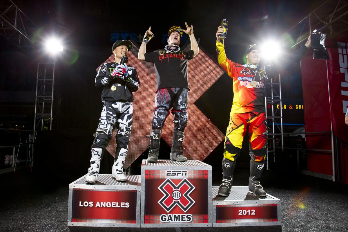 2012 X Games