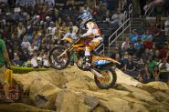 Between the Motos:  Maria Forsberg