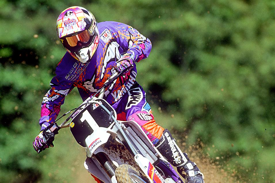 This Week in Yamaha<br /> History: Emig at RedBud
