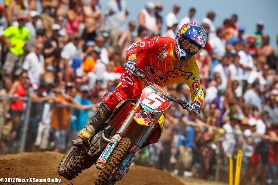Racer X Motocross  Show: RedBud