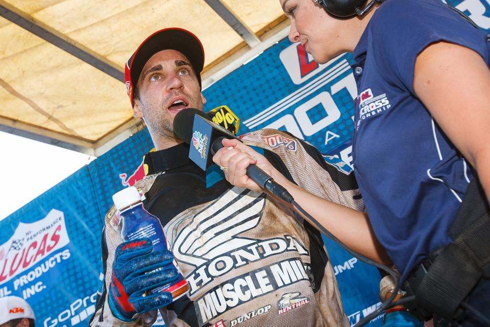 Open Mic:  Interviews from RedBud