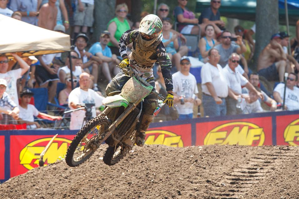 Sign of the  Lap Times: RedBud
