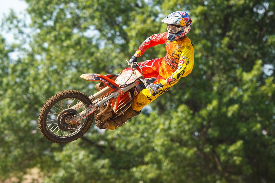 Bench Racing Ammo: Dungey's Run Up the Record Books