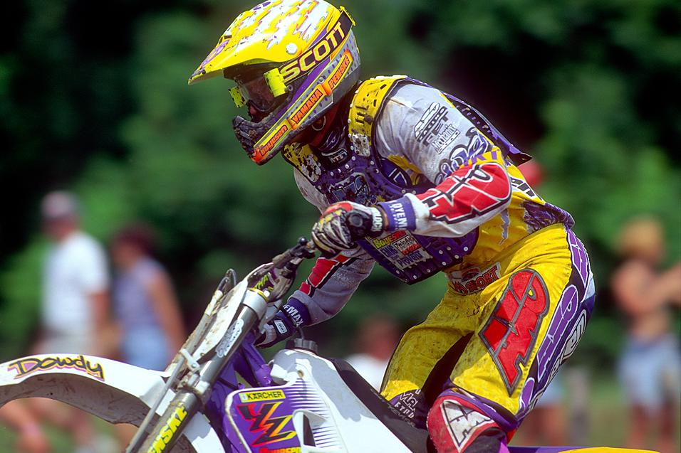 This Week in Yamaha<br /> History: Dowd in 1994