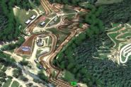 Animated Track Map:  Millville, Heli View