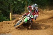 Millville 450  Moto 1 Report