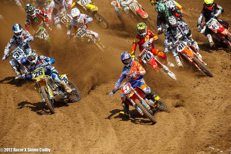 Racer X Race Report:  Spring Creek