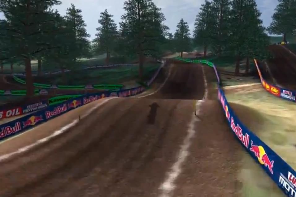 Animated Track Map: Washougal