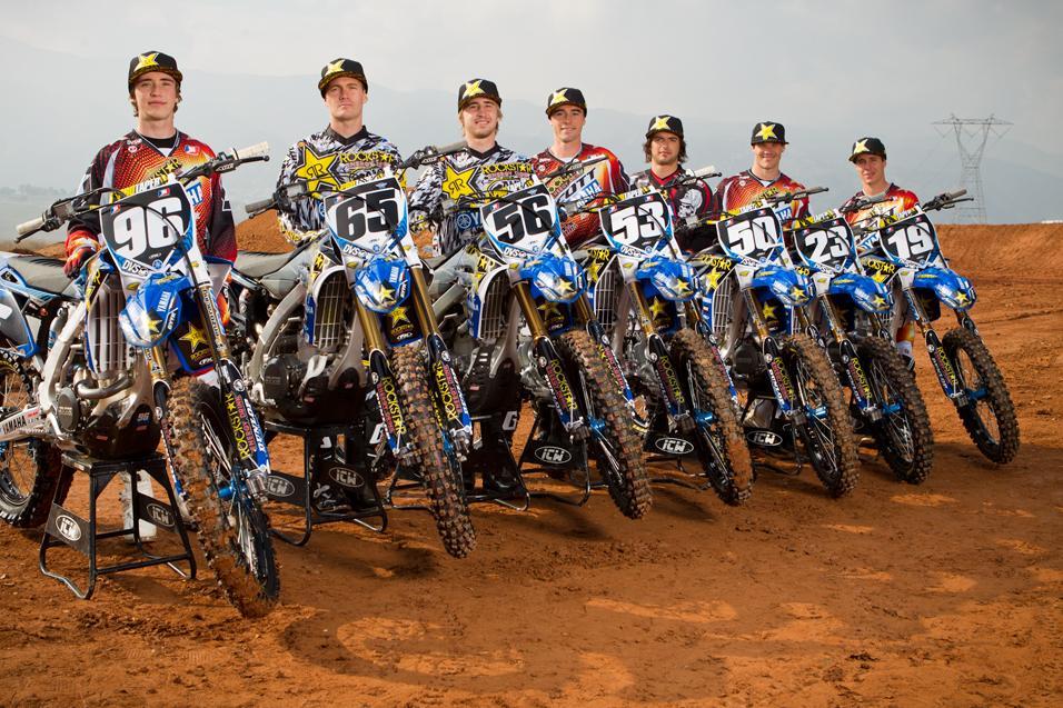 Between the Motos:  Chad Lanza