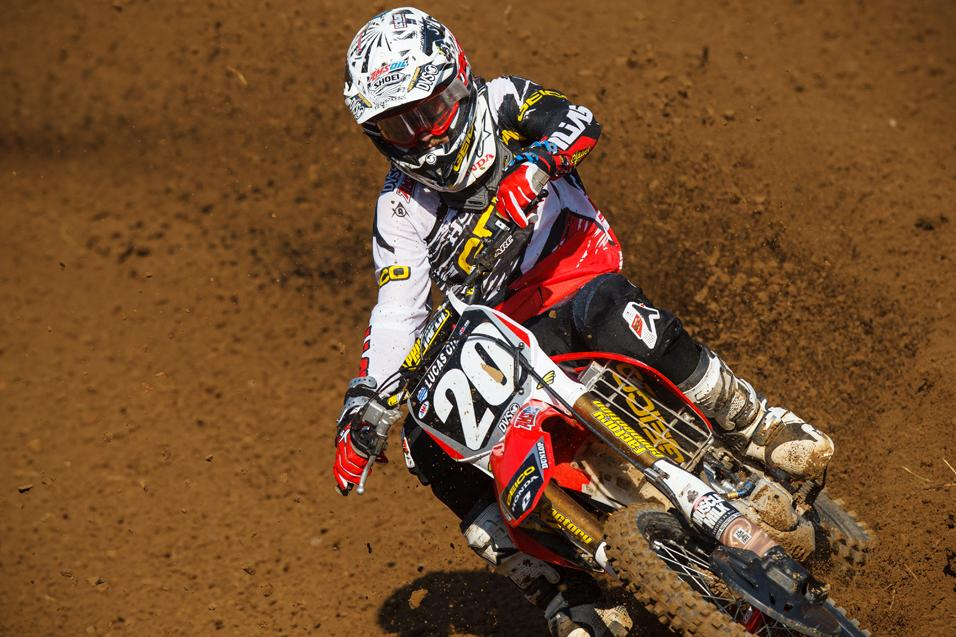 Racer X Films:  In the Spotlight, Justin Barcia