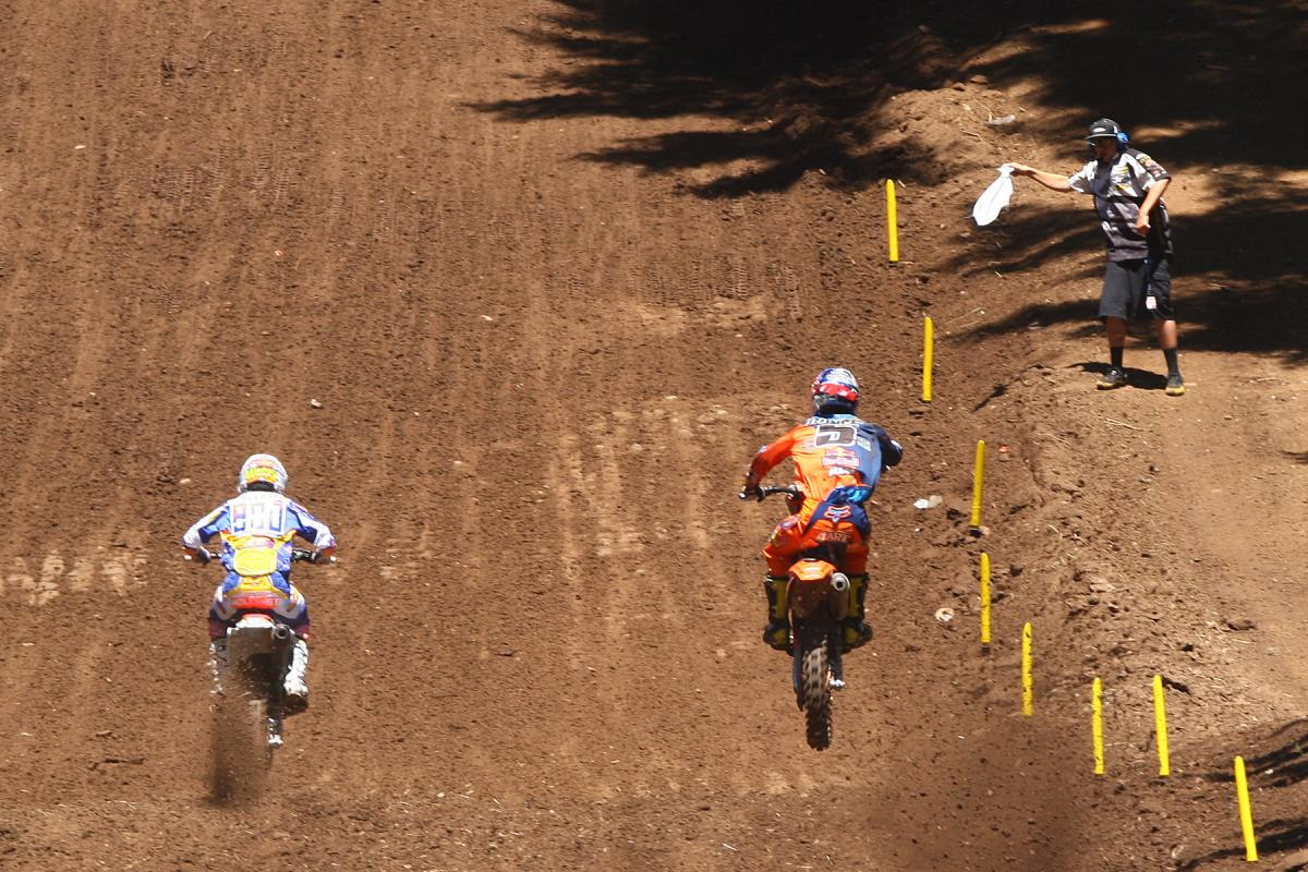 Mike Alessi and Ryan Dungey