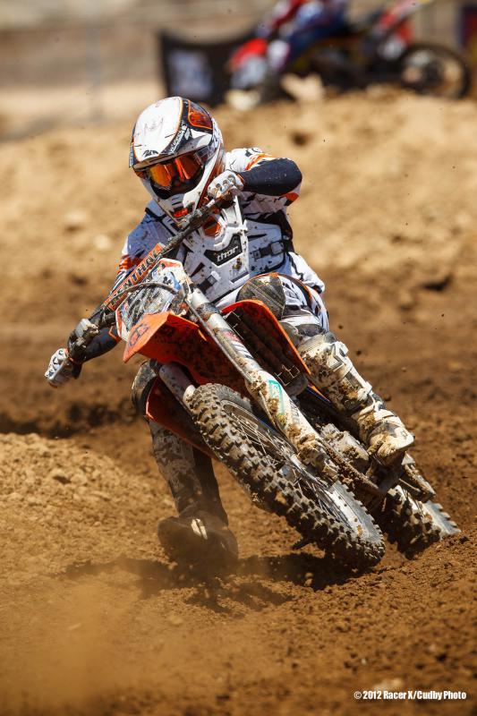 John-Erik Burleson/KTM