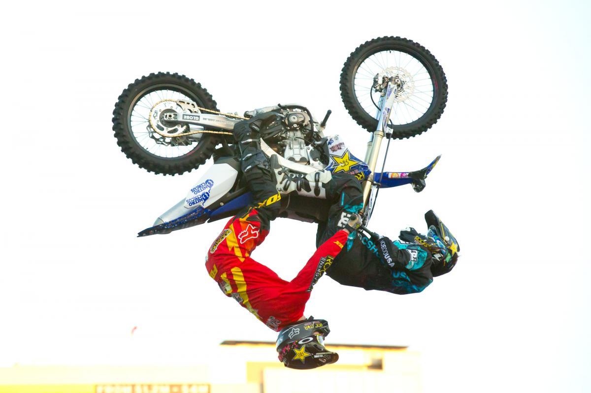 Nitro Circus: The Movie 3D Premiere