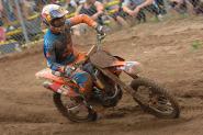 Southwick 450  Moto 1 Report