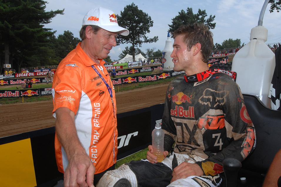 Monday Conversation:  Ryan Dungey
