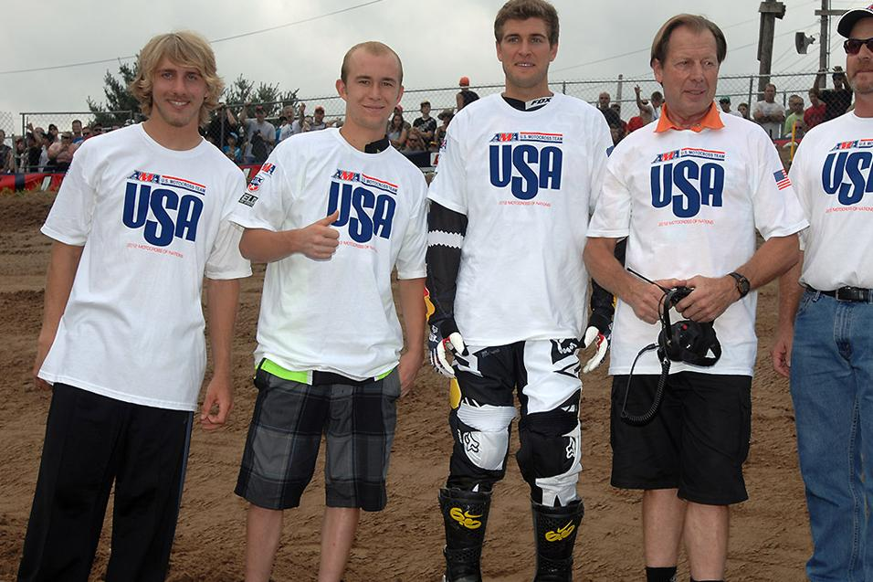 Racer X Rapid ReaXtion:  Team USA MXoN
