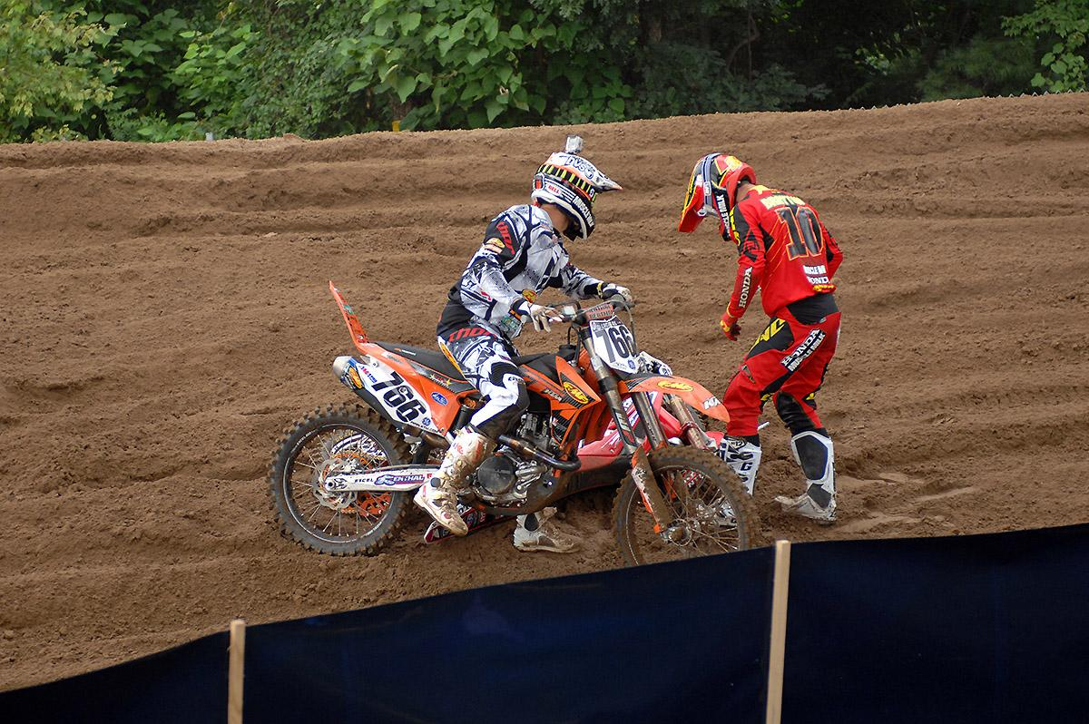 Justin Brayton and Kurt Caselli