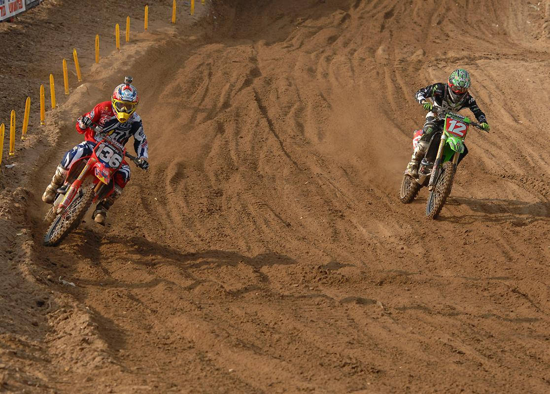 Jessy Nelson and Blake Baggett
