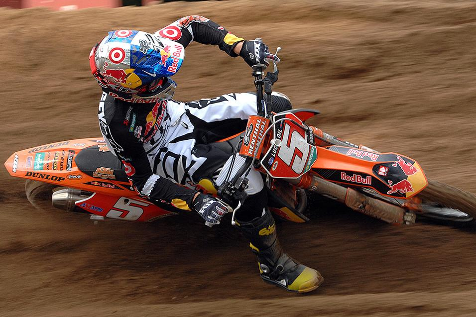 Racer X Redux:  Expecting the Expected