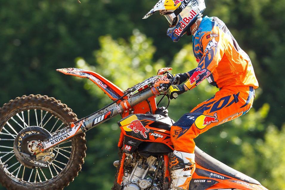 Unadilla 250 Moto 1 Report