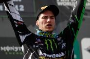 Racer X Race Report:  GP of Great Britain