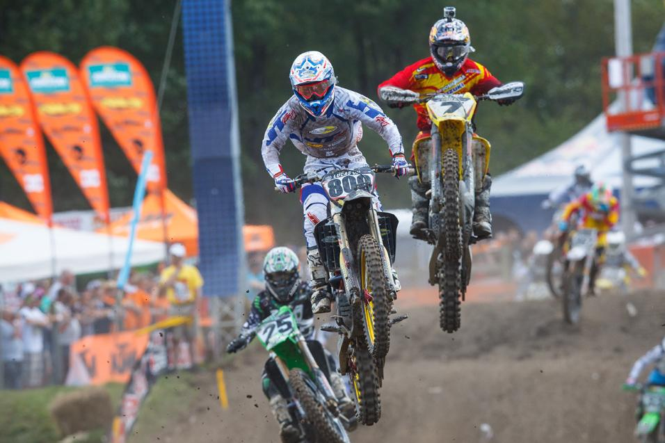 Racer X Motocross Show: Unadilla