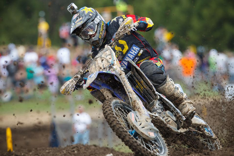 Between the Motos:  Jeremy Martin