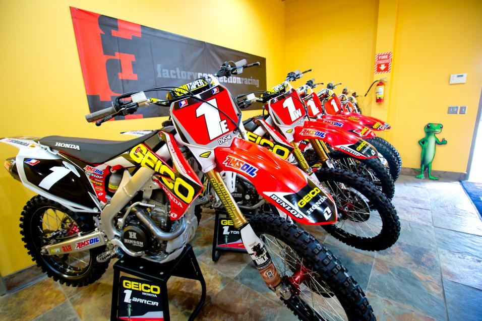 Factory Connection Race Shop Gallery