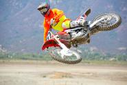 Racer X Tested:  2013 CRF250R Press Intro