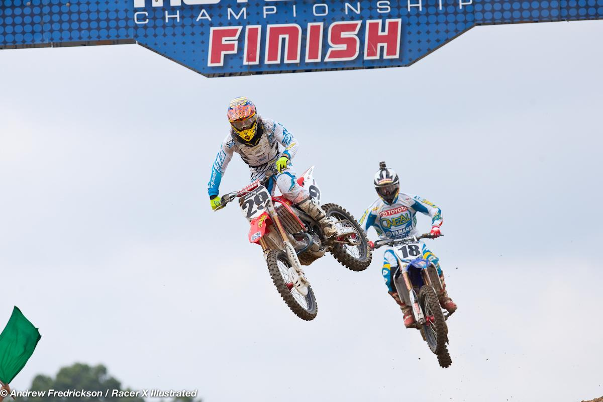 Andrew Short and Davi Millsaps.