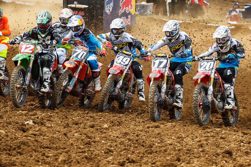 Racer X Films:  Steel City, Remastered