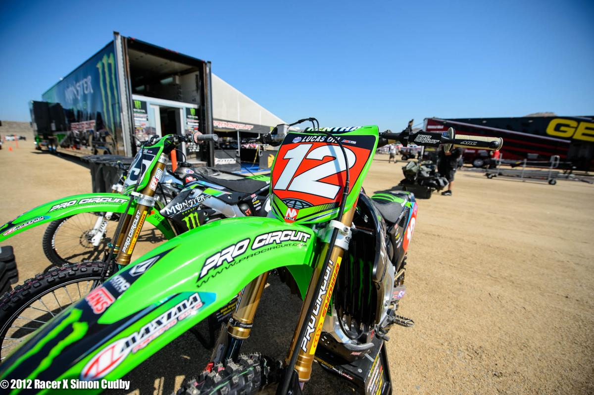 Blake Baggett's PC Kawi
